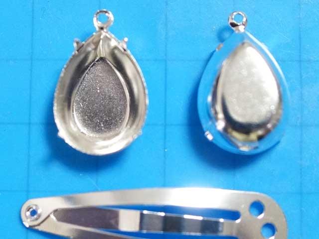 MS226JJ 18×13 ペアシェイプセッティング 銀