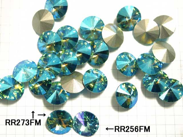 RR273FM 60SS(14mm) スワロ リヴォリ Ltターコイズ グレイシャーブルー(正規)